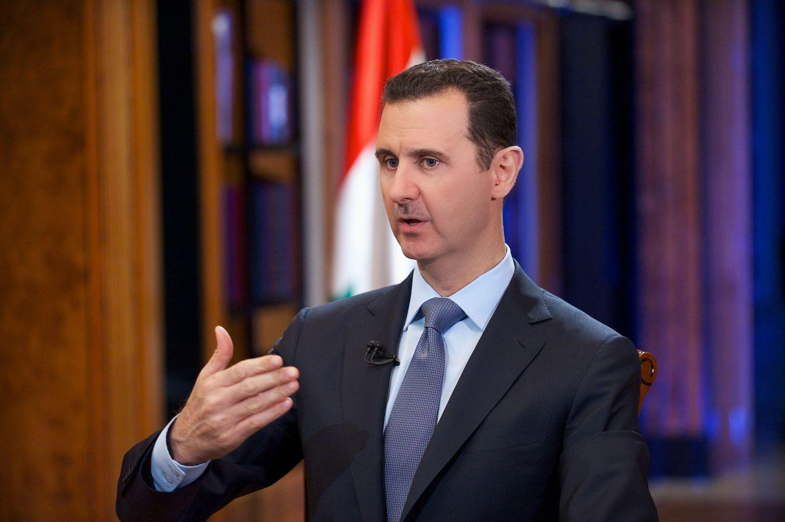 Syrien/Baschar al-Assad