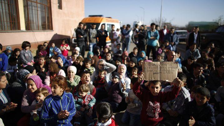 Flucht aus Syrien: Katastrophe für die Kinder