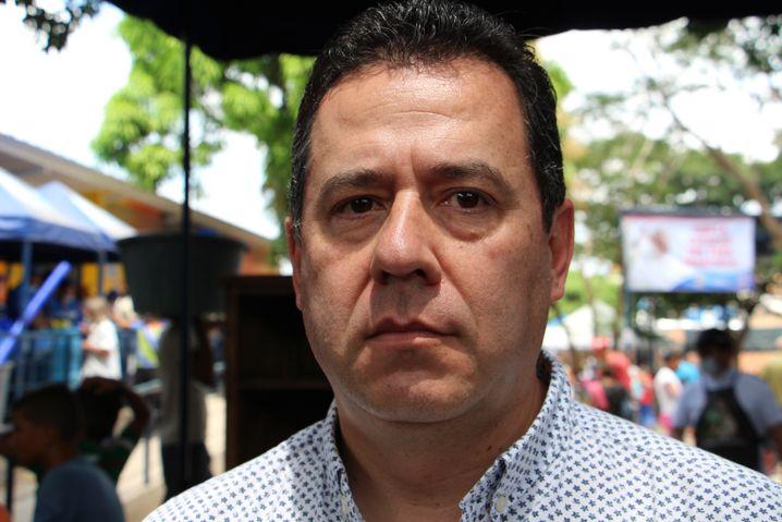 """Grenzbeauftragter Felipe Muñoz: """"keine vollständige Kontrolle"""""""