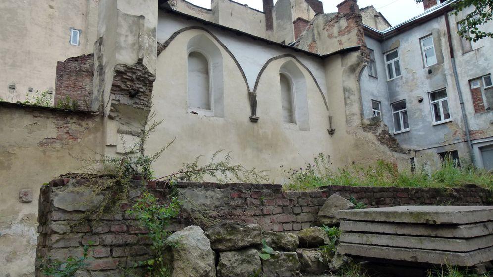 Ukraine: Der Skandal um die Synagoge von Lemberg
