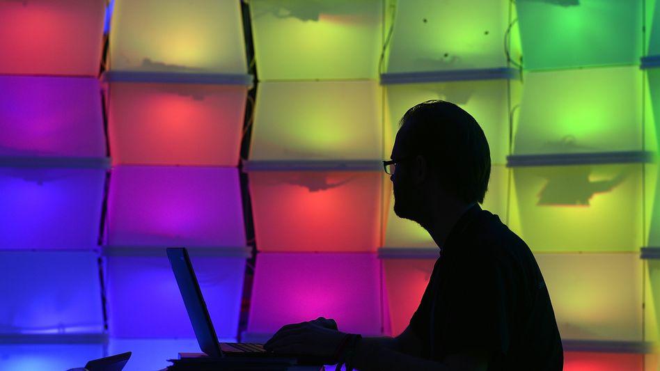 Chaos Communications Congress (2013): Website im Pornofilter verfangen
