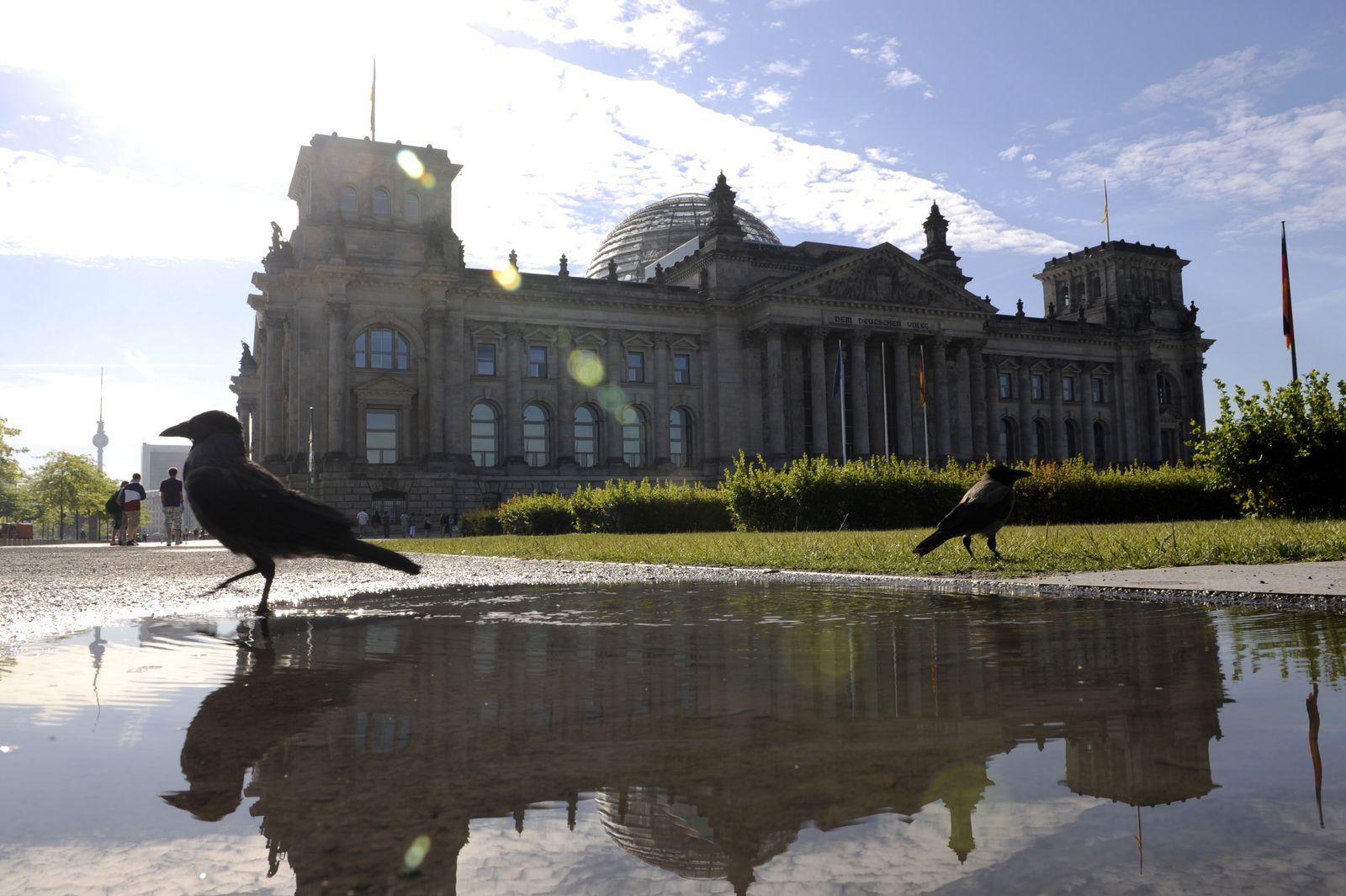 NICHT VERWENDEN Bundestag
