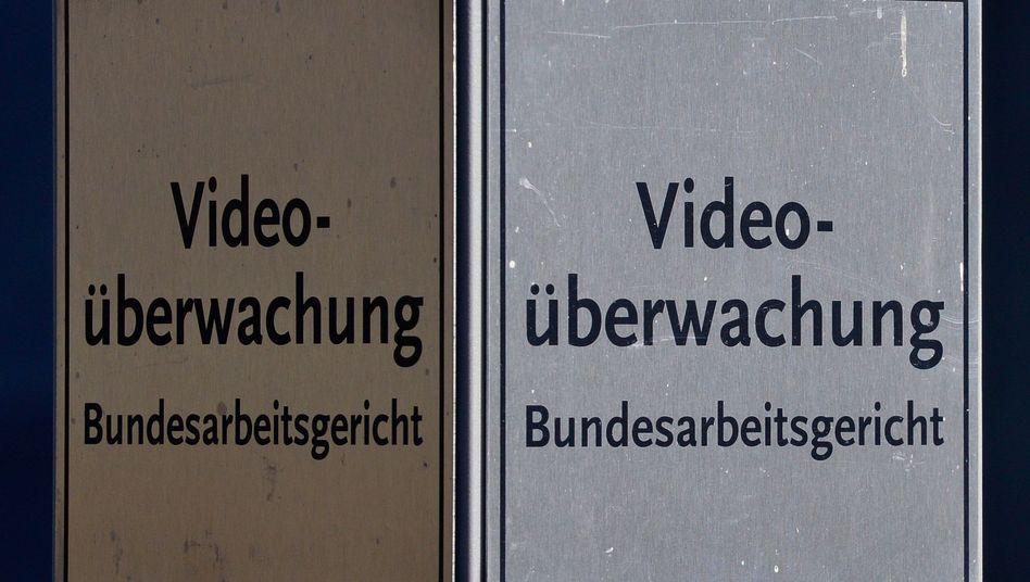 Im Bundesarbeitsgericht sind Videos erlaubt, im Arbeitsleben nicht unbedingt