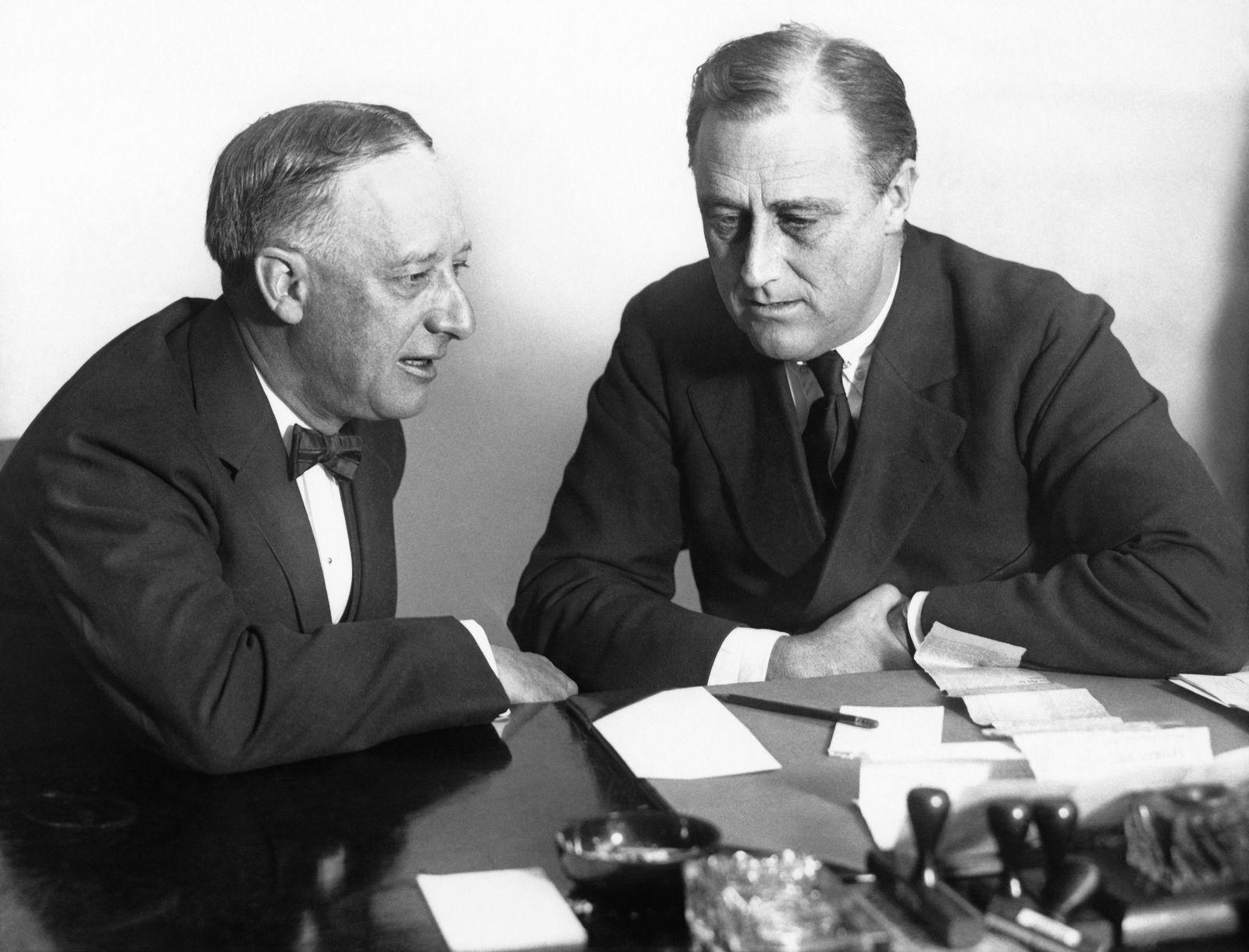 Al Smith / Franklin D. Roosevelt