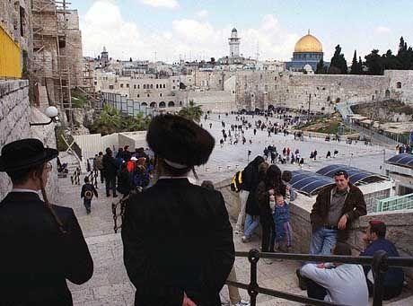 Juden oder Palästinensern: Wem gehört Jerusalem?
