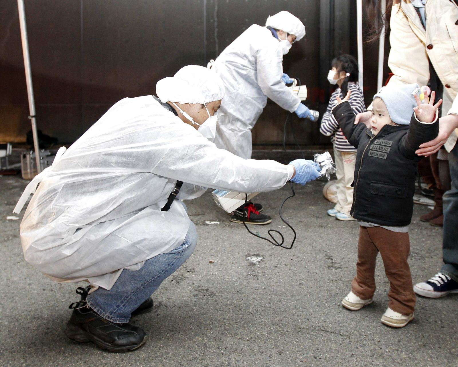 JAPAN Erdbeben Sonntag ATOM