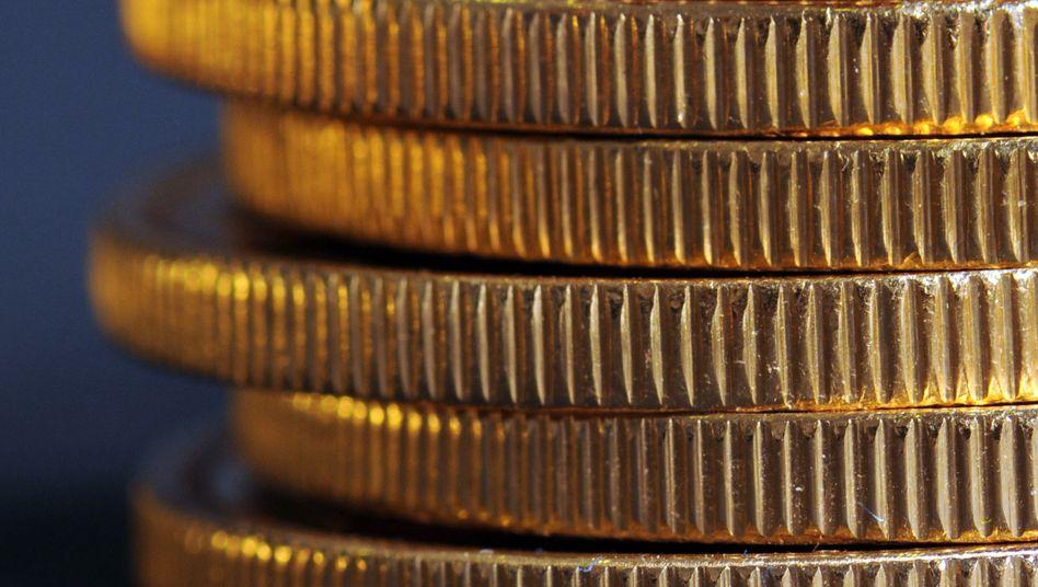 Goldschatz ohne Eigentümer: Die Münzen sind mehr als eine halbe Million Euro wert