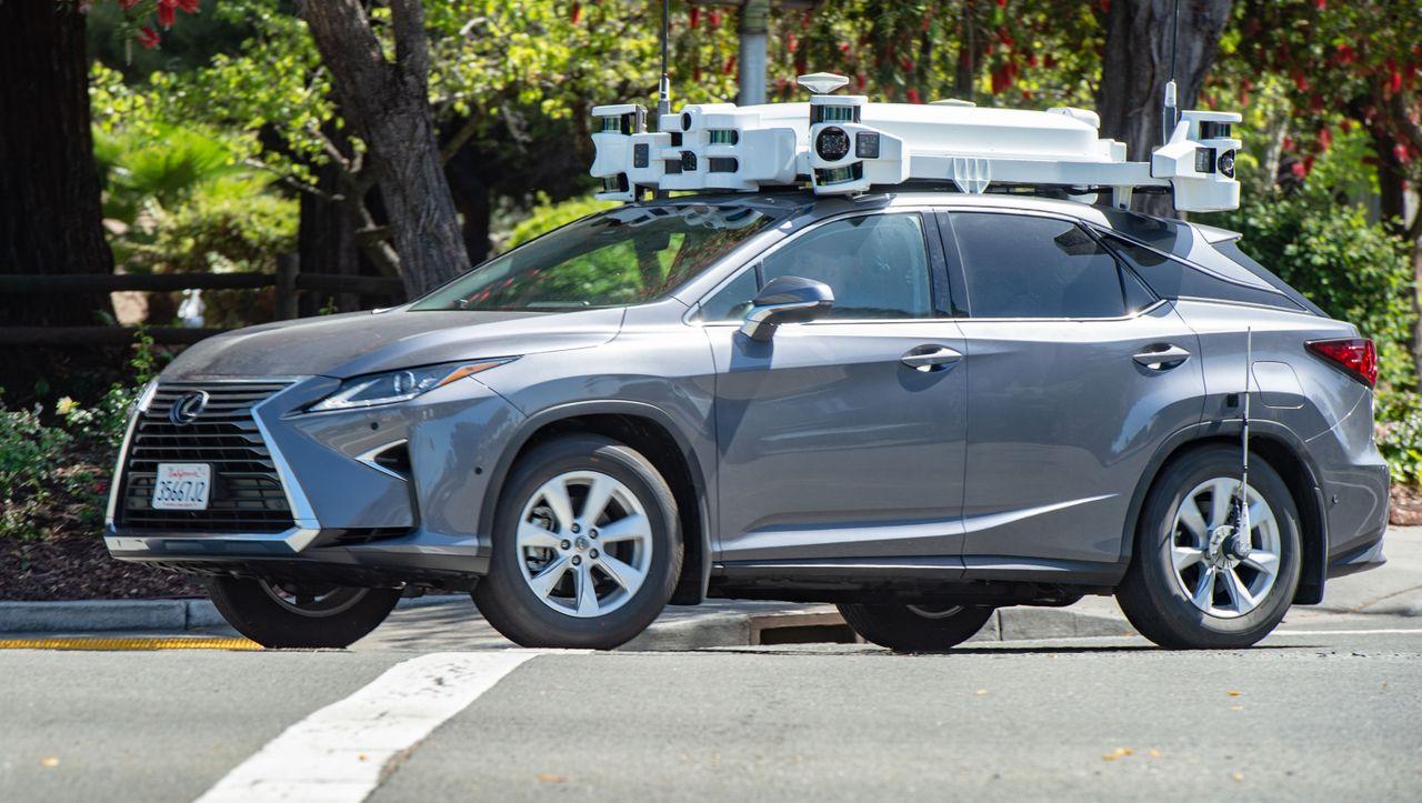 Roboterfahrzeuge: Nissan beendet Gespräche mit Apple über autonomes Auto - DER SPIEGEL