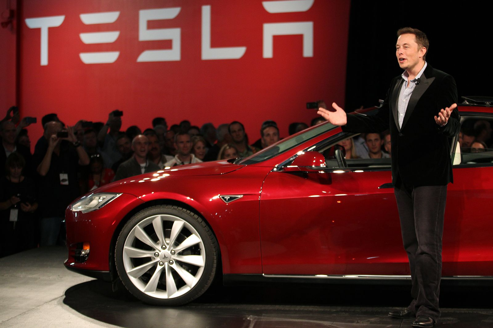 Musk / Tesla Motors