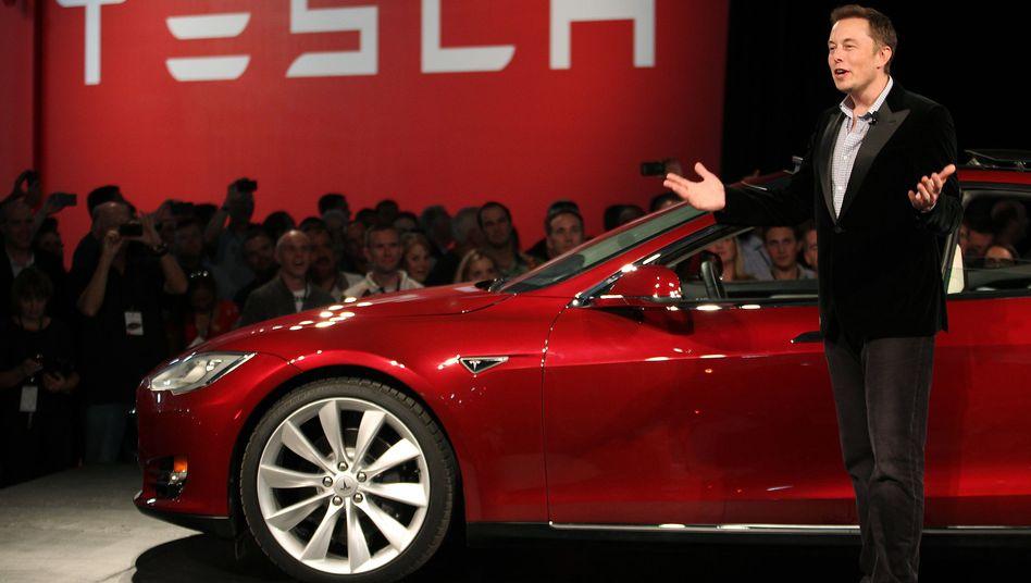 """Tesla-Gründer Musk: """"Wir hätten uns nicht mehr irren können"""""""
