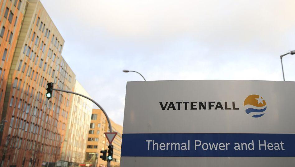 Vattenfall Fernwärme-Kraftwerk