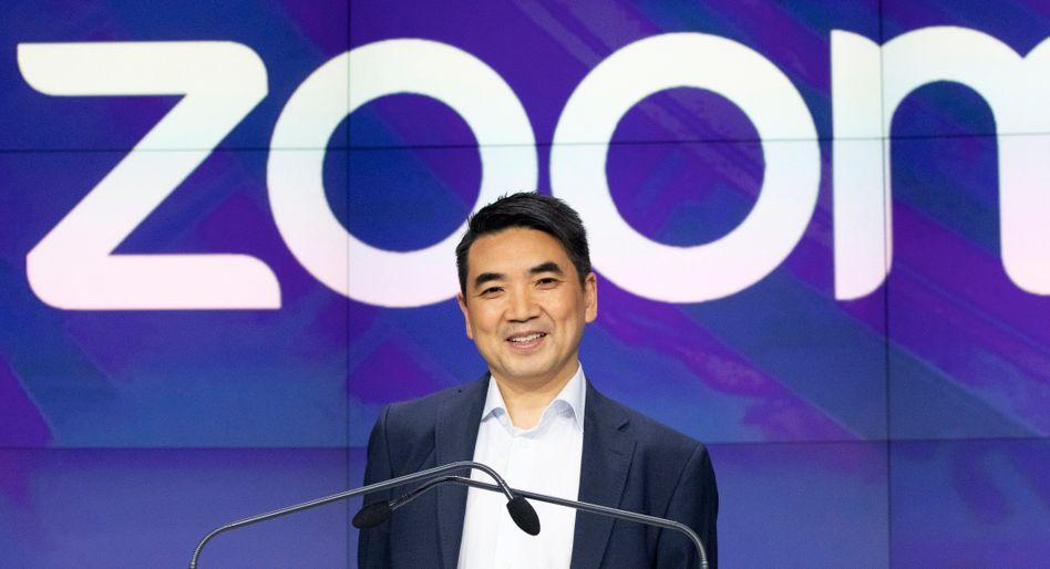 Eric Yuan: Er ist der CEO von Zoom