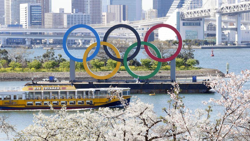 »Die Olympioniken sollen rechtzeitig vor den Olympischen Spielen geimpft werden«, sagte der Sprecher des Bundesinnenministeriums der Nachrichtenagentur dpa