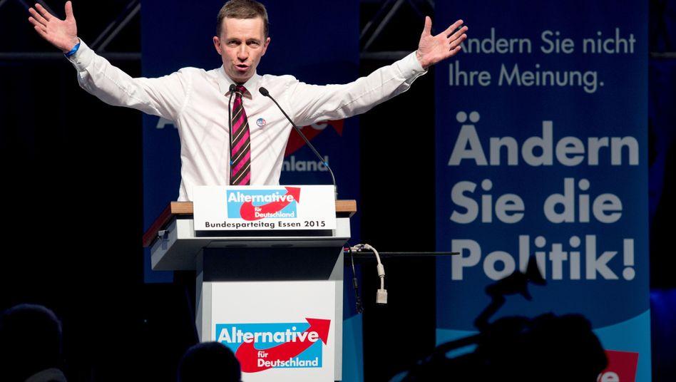 """Ex-AfD-Vorsitzender Lucke: """"Völlig inakzeptabel"""""""