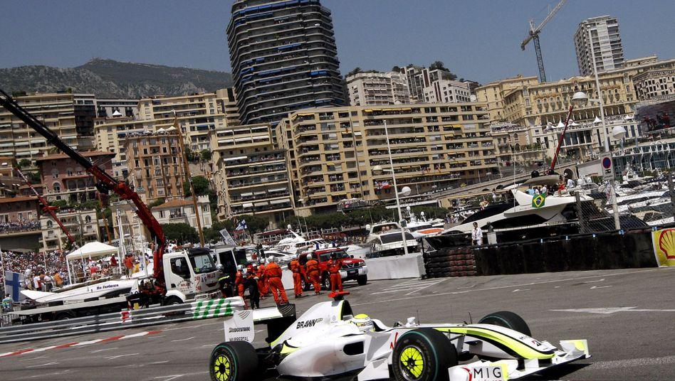 Autorennen in Monaco: Kleines Land, hohe Pkw-Dichte