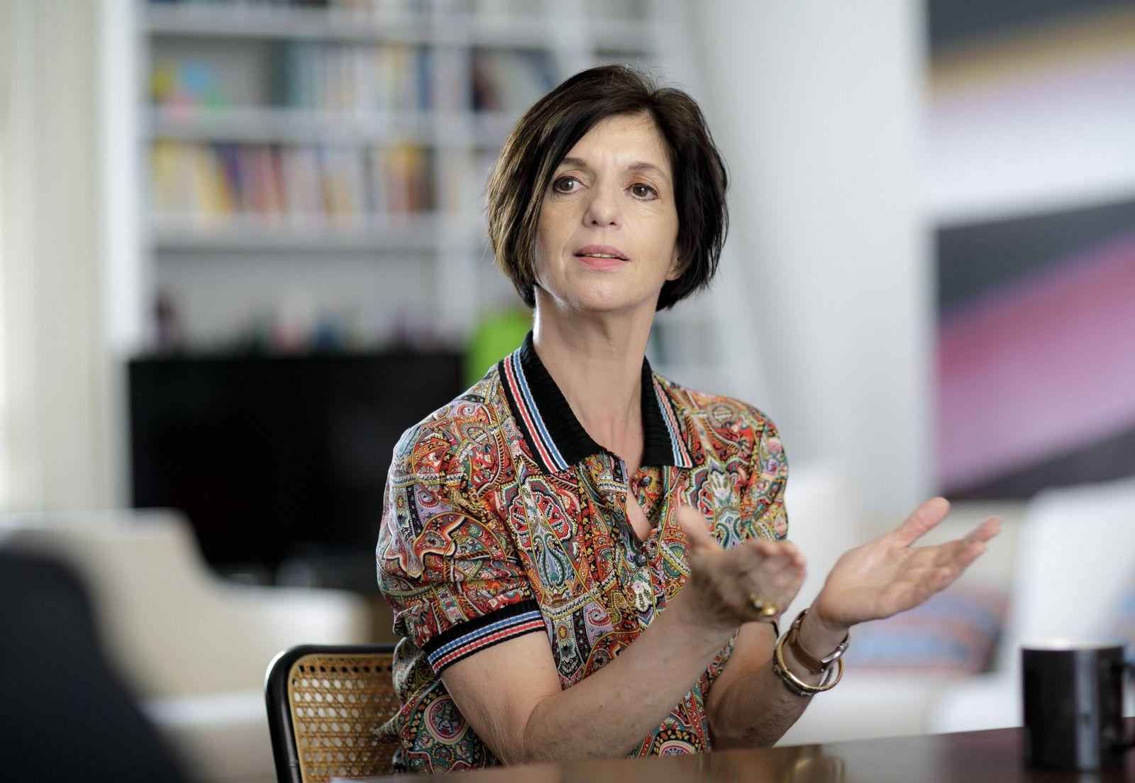 Prof Dr h c Jutta Allmendinger Praesidentin des Wissenschaftszentrums Berlin fuer Sozialforschun