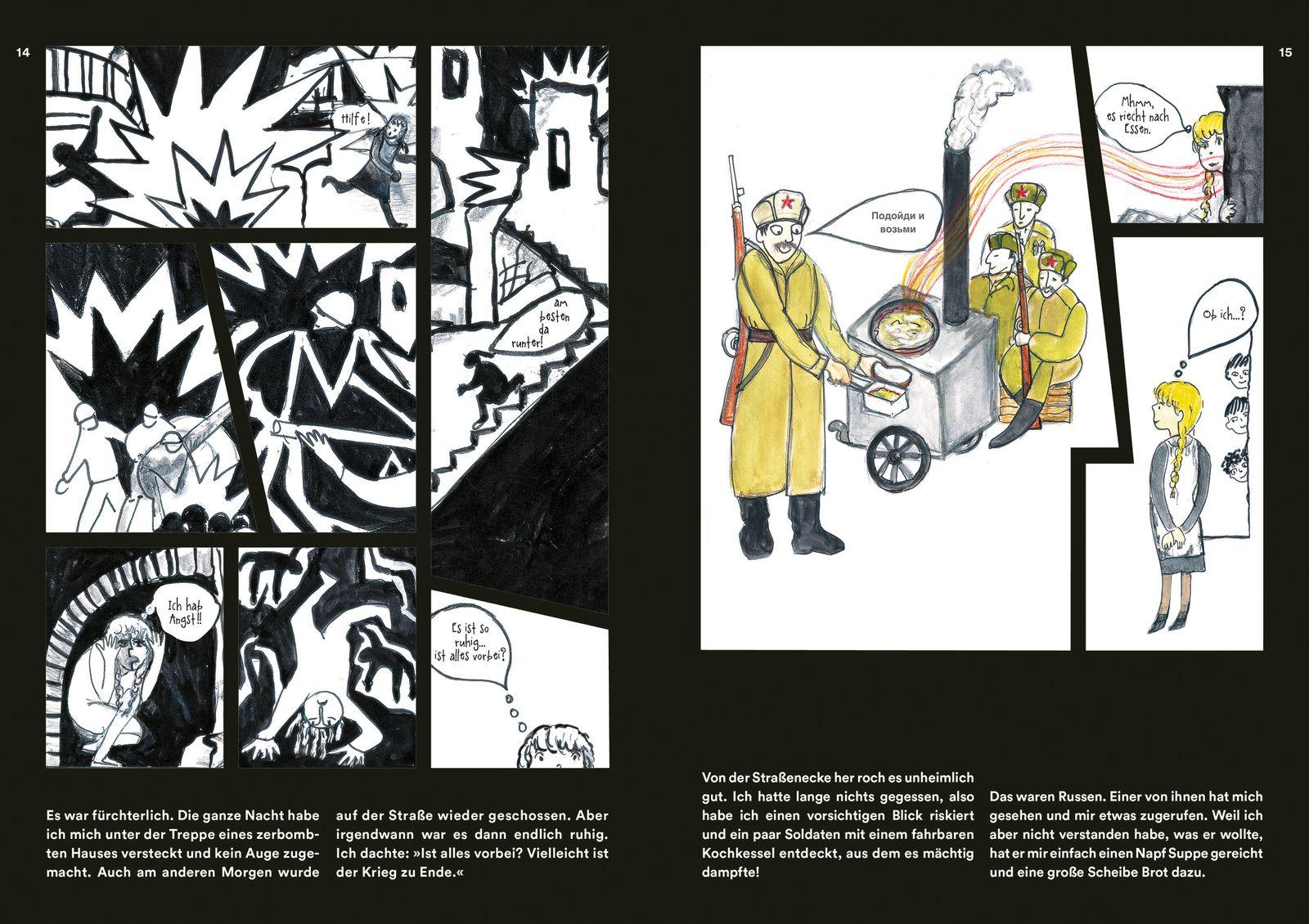 Comics/ Kinderperspektive
