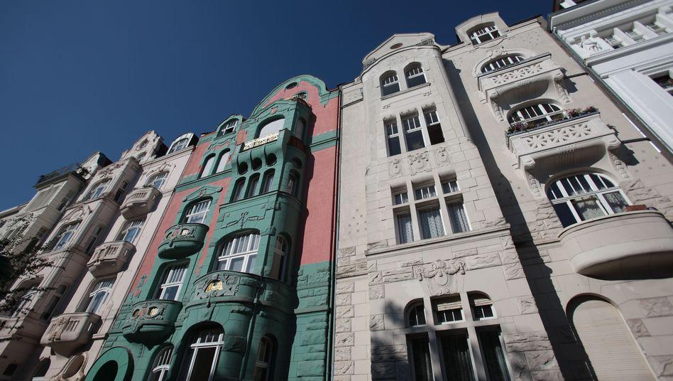 Altbauten in Köln: Zusammenhang zwischen Immobilienbesitz und Vermögen