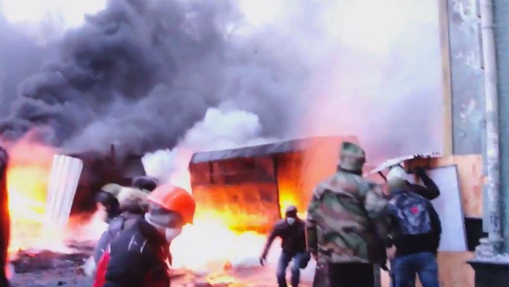 Maidan-Doku: Erhebt Euch!