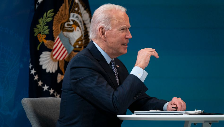US-Präsident Joe Biden: Beziehungen zu Saudi-Arabien »neu kalibrieren«