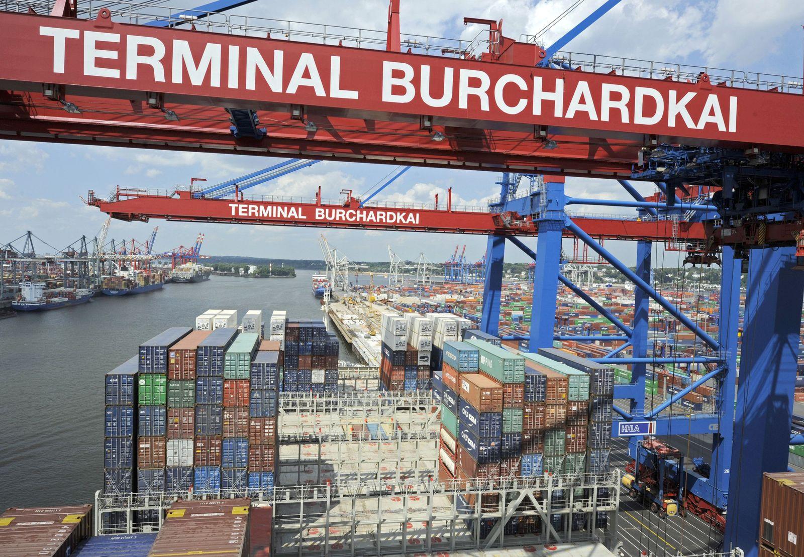 Deutschlands Exportmotor brummt