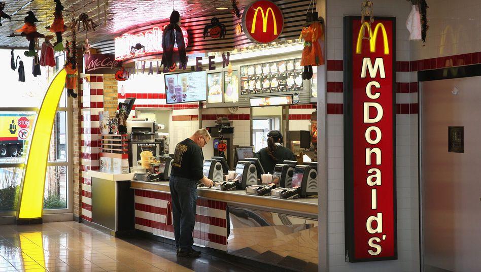 McDonald's-Filiale in Illinois: Angestellte klagen über Ausbeutung