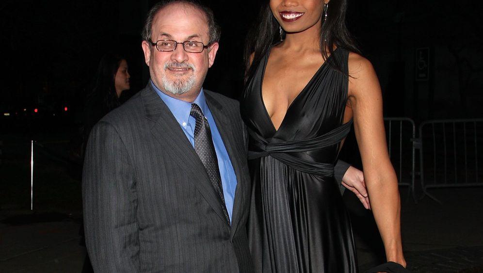 Salman Rushdie: Glück, Schmerz, Tiraden