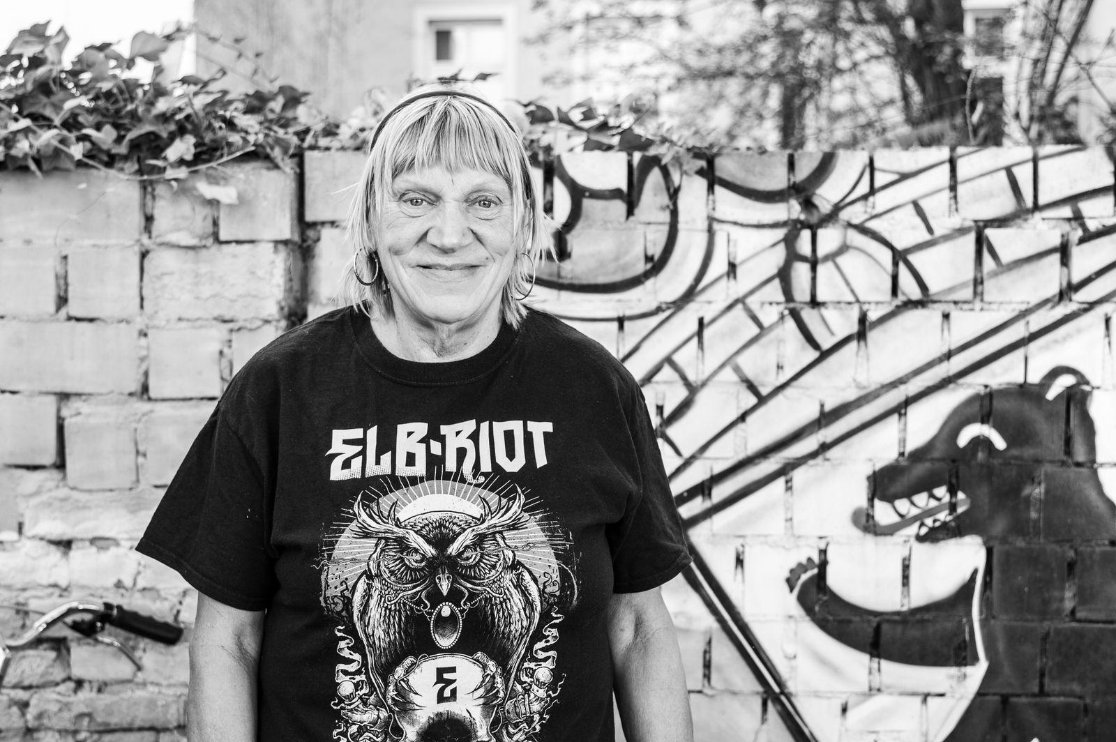 Obdachlosigkeit - Portraits © Debora Ruppert -12