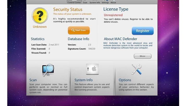 Schadsoftware: Mac-Scareware zockt Apple-Nutzer ab