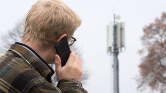 Deutsche telefonierten länger als zuvor