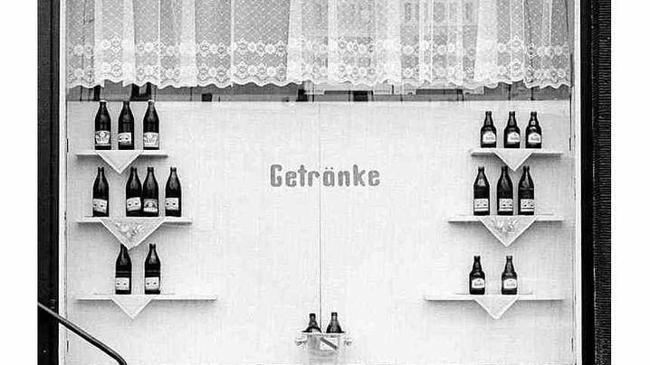 Schaufensterbummel in der DDR: Leere Verpackungen und Papiervögel