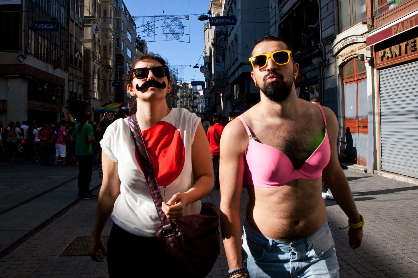 Gay Parade/Istanbul