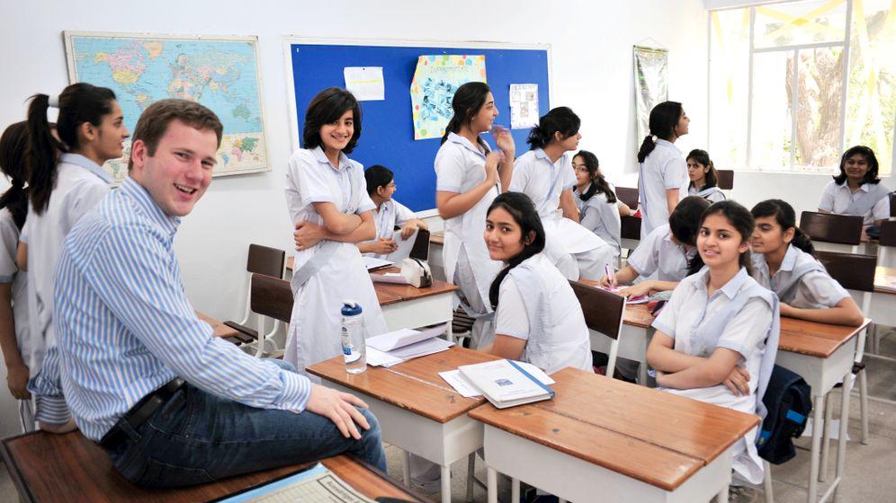 Studium in Pakistan: Leben auf dem Hochsicherheits-Campus