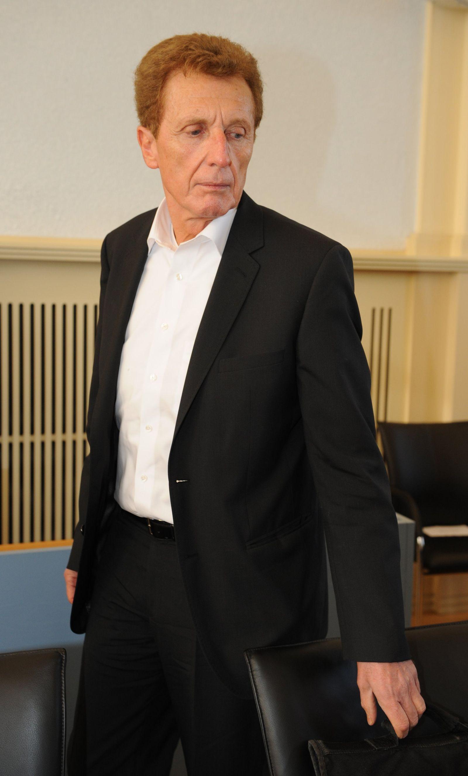 Amerell/Kempter-Prozess in Hechingen