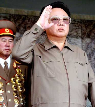 ElBaradei says he is prepared to travel to North Korea to visit Kim Jong Il (pictured here) if that will help stop the dictator's nuclear ambitions.