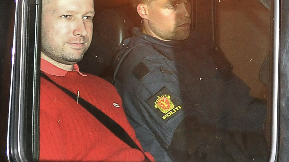 Norwegischer Attentäter: Breivikfür unzurechnungsfähig erklärt
