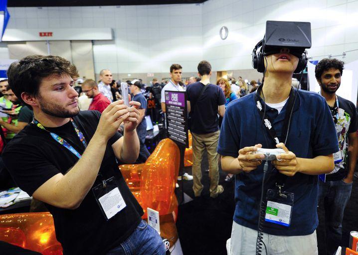 Oculus-Rift-Nutzer: Andere Hardware-Konzerne haben Apple abgehängt