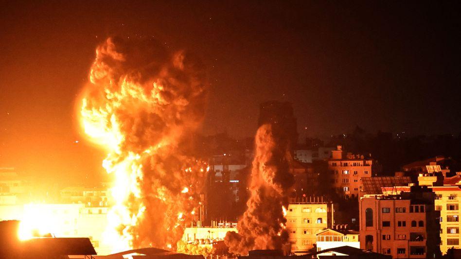 Seit Tagen eskaliert der Konflikt im Gazastreifen