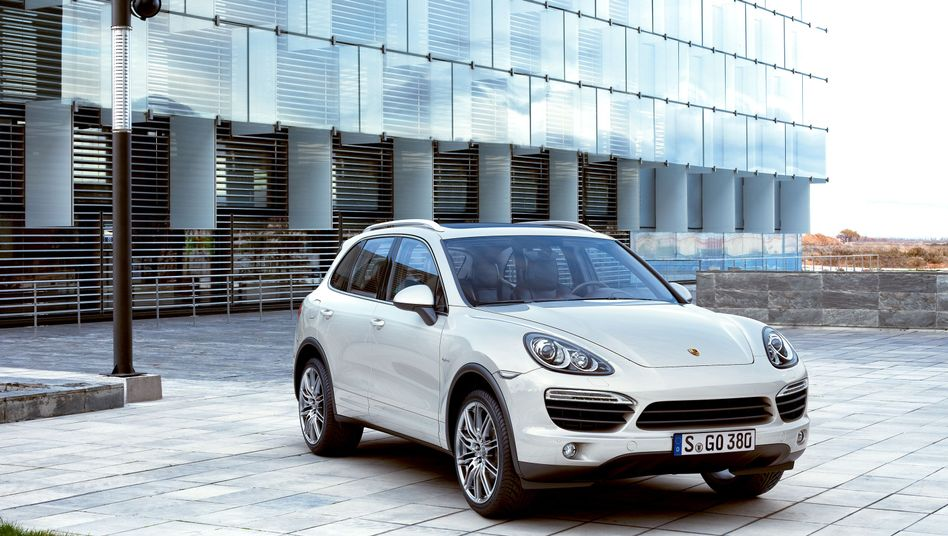 Porsche Cayenne: Dank Rechentricks in der gleichen Effizienzklasse wie ein Toyota iQ
