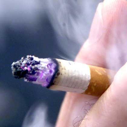 Eine Geschichte der Genesung von Alkohol- und Nikotinsucht