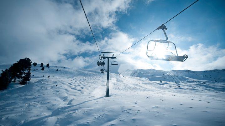 Klimawandel in den Alpen: Ski und Rodel nicht mehr so gut