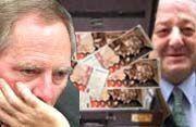 Schäuble in der Enge