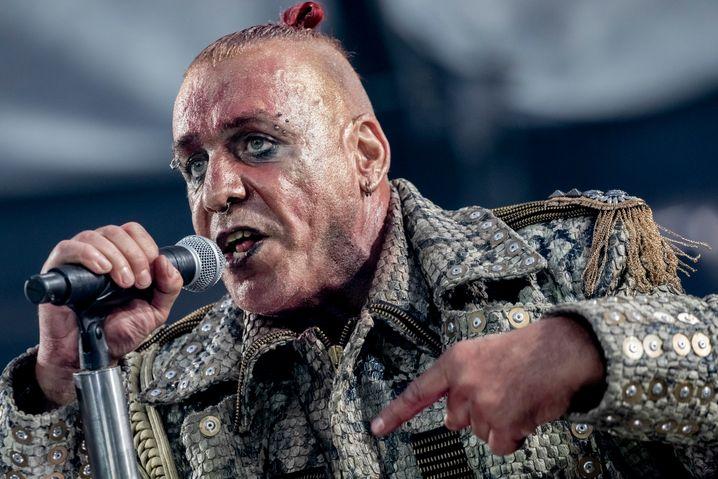 Sänger Till Lindemann