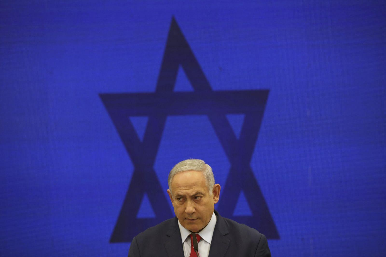 Netanyahu zur Annektion des Jordantals