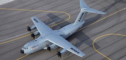 Airbus A400M: Beratungen über Beendigung des Vertrages mit EADS