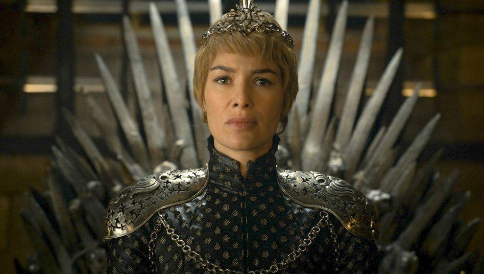 Cersei Lennister (Lena Headey)