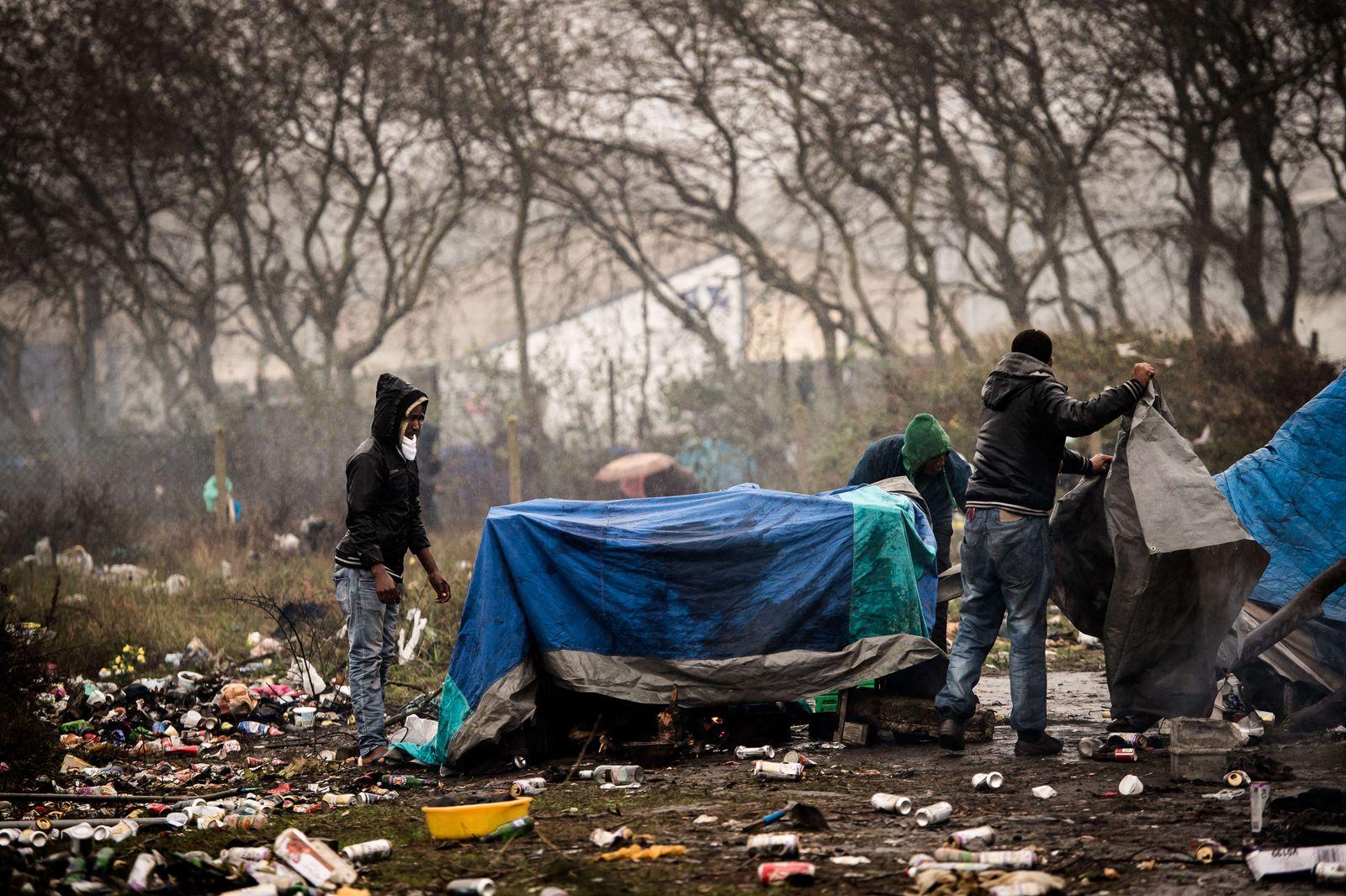 Frankreich/Calais