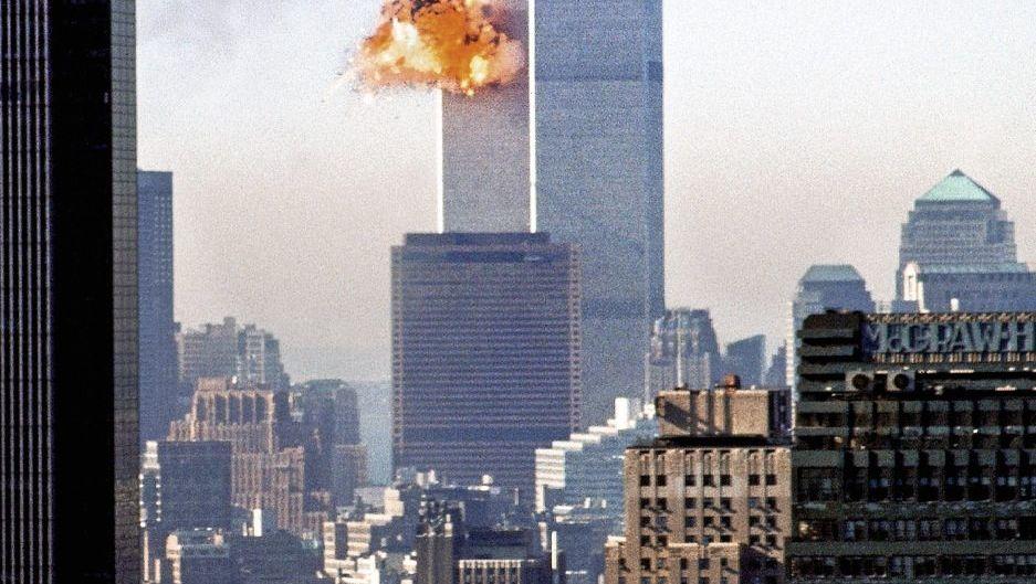 Terroranschlag auf das World Trade Center am 11. September 2001