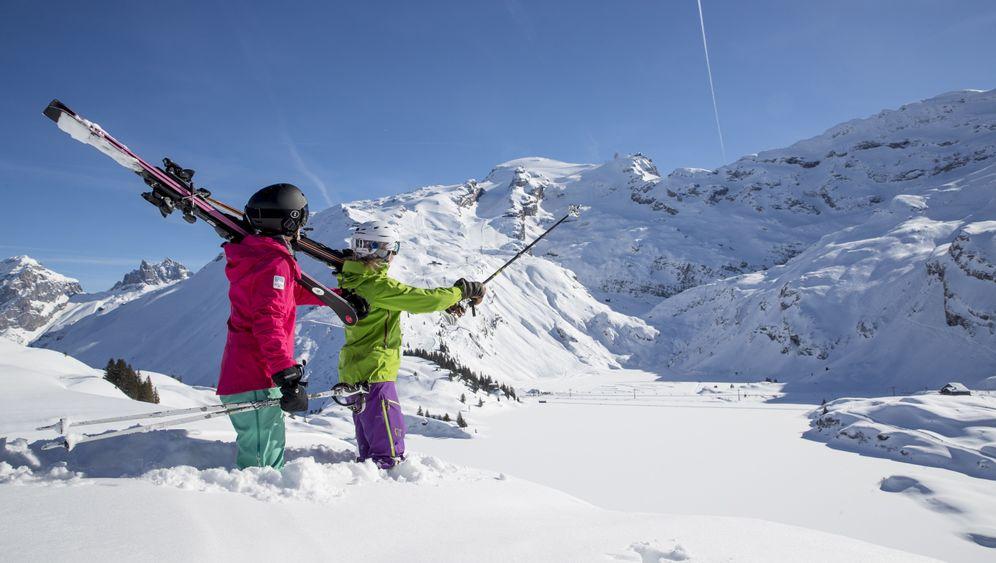 Skigebiet Engelberg-Titlis: Pistenchef über die Gefahren