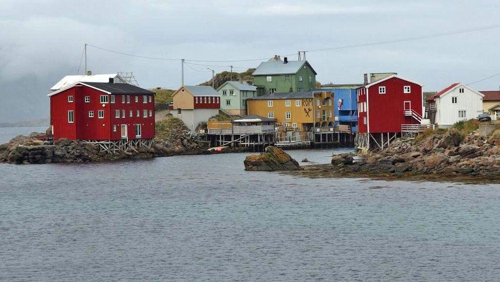 Nyksund in Norwegen: Comeback eines Küstenkaffs